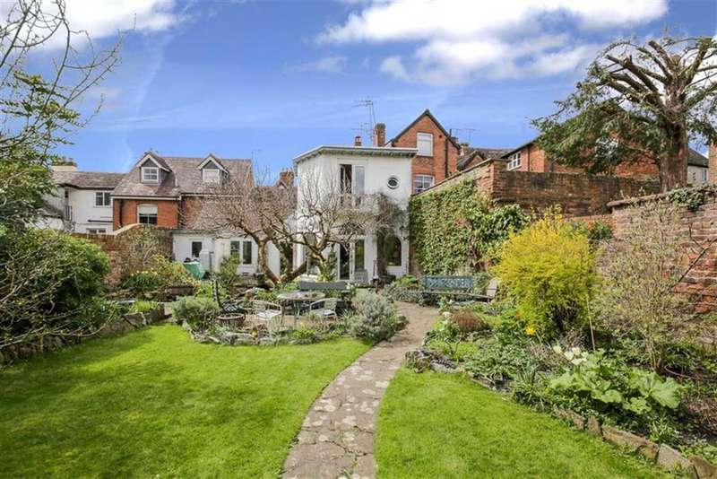 4 Bedrooms Town House for sale in Raven Lane, Ludlow