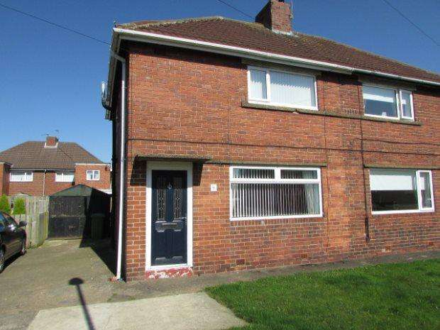 2 Bedrooms Semi Detached House for sale in ASH GROVE, SPENNYMOOR, SPENNYMOOR DISTRICT