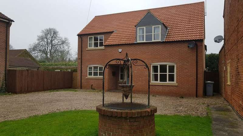 3 Bedrooms Detached House for rent in Hemplands Lane, Sutton-on-trent