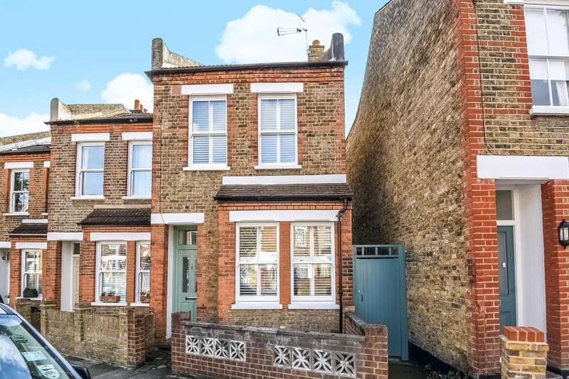 2 Bedrooms End Of Terrace House for sale in Caxton Road, Wimbledon