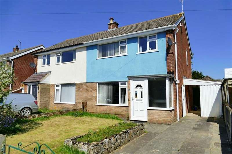 3 Bedrooms Semi Detached House for sale in Rochdale Avenue, Calne