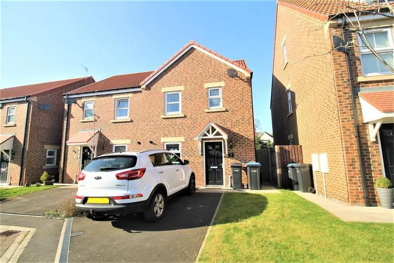 3 Bedrooms Semi Detached House for sale in Cherryfield Drive, Middlesbrough
