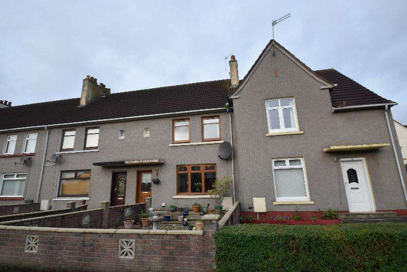 2 Bedrooms Terraced House for rent in Allan Square, Irvine, North Ayrshire, KA12 0LF