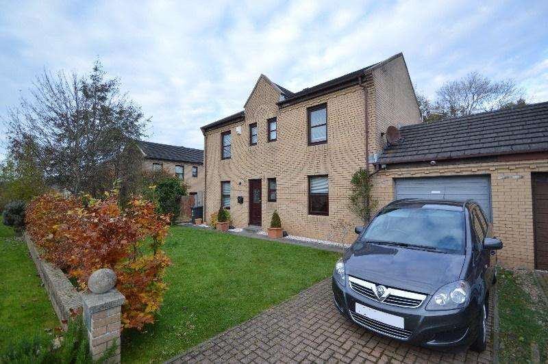 4 Bedrooms Detached House for sale in Glenlyon Grove, Irvine, North Ayrshire, KA11 1RN