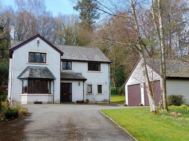 4 Bedrooms Detached House for sale in The Birches, Braithwaite, Keswick, CA12 5RY