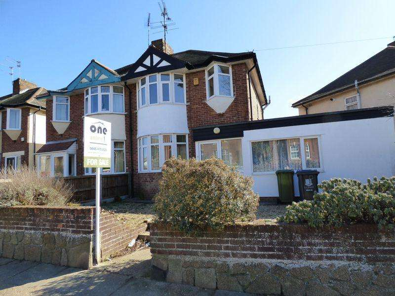 3 Bedrooms Semi Detached House for sale in Lowestoft Road, Great Yarmouth