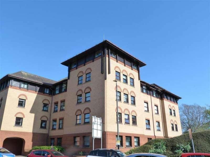 1 Bedroom Retirement Property for sale in Deens Court, St. Nicholas Street, Hereford, HR4