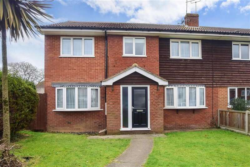 4 Bedrooms Semi Detached House for sale in Herne Bay Road, Whitstable, Kent