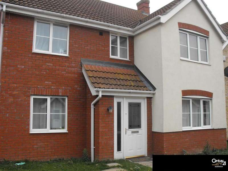 6 Bedrooms Detached House for sale in Tizzick Close, Norwich