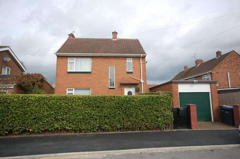 3 Bedrooms Detached House for sale in High Carr Road, Durham