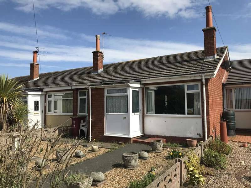 2 Bedrooms Terraced Bungalow for sale in Idlewood Place Cleveleys