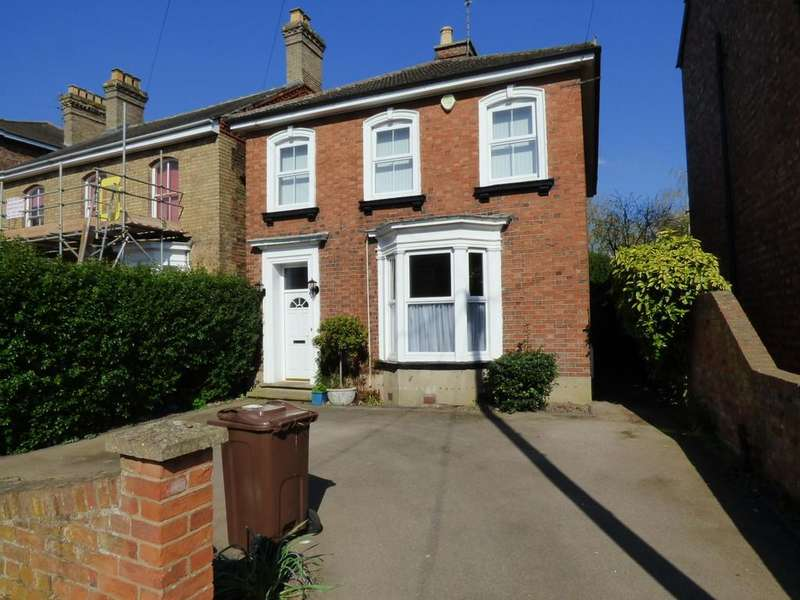 3 Bedrooms Detached House for sale in Pinchbeck Road, Spalding