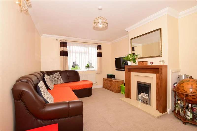 3 Bedrooms Terraced House for sale in Pluckley Close, Gillingham, Kent