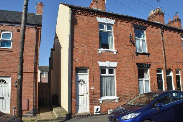 2 Bedrooms End Of Terrace House for sale in Victoria Street, Wigston, LE18