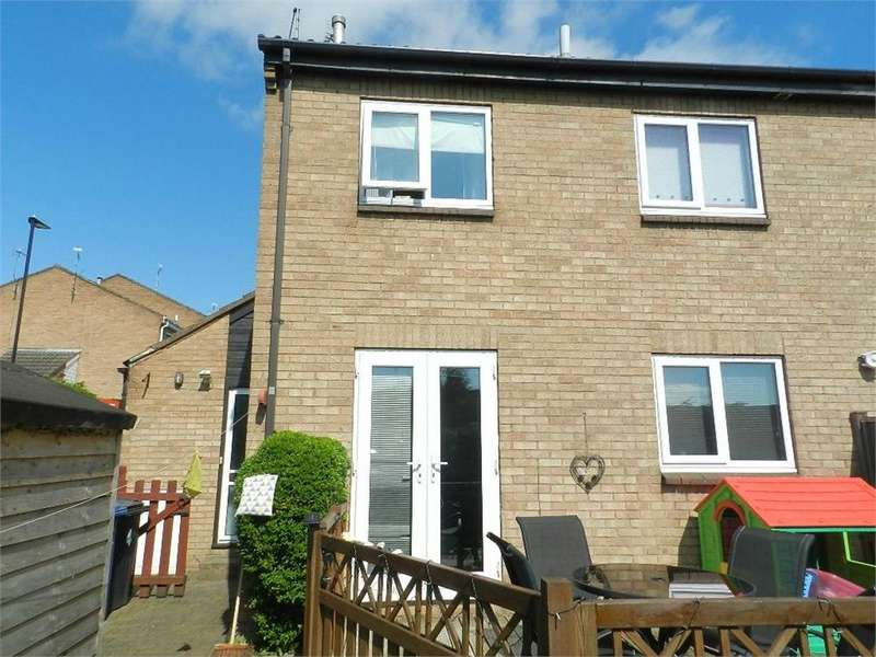 1 Bedroom Semi Detached House for sale in Melbeck Court, Chapeltown, SHEFFIELD, South Yorkshire