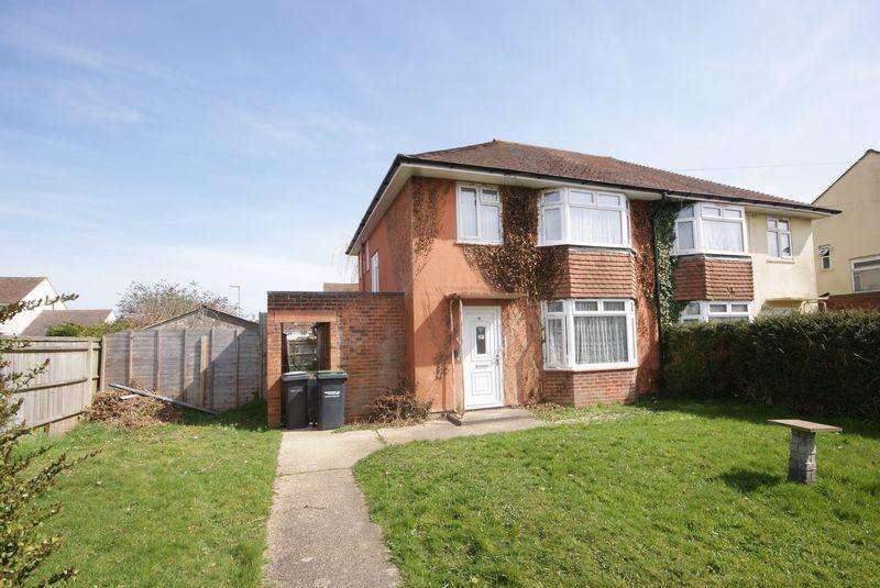 3 Bedrooms Semi Detached House for sale in Tukes Avenue, Gosport