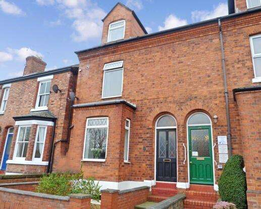 3 Bedrooms Unique Property for sale in London Road, Northwich