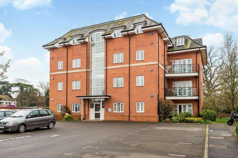 2 Bedrooms Apartment Flat for sale in River View Terrace, Abingdon