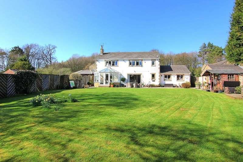 4 Bedrooms Detached House for sale in 4 Gargrave House Gardens, Gargrave,