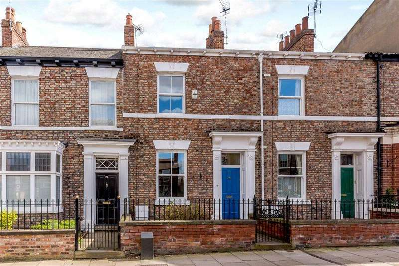 3 Bedrooms Town House for sale in Monkgate, York, YO31