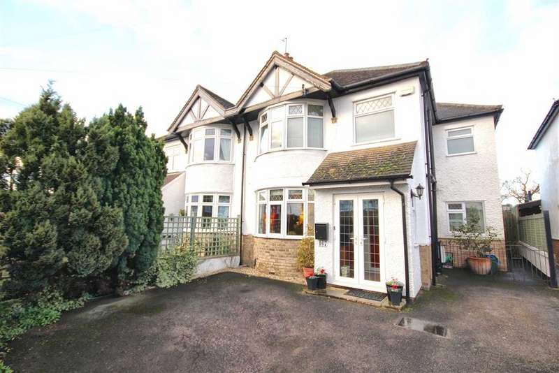 4 Bedrooms Semi Detached House for sale in Hatherley Road, Hatherley, Cheltenham, GL51