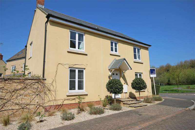 4 Bedrooms Detached House for sale in Prestbury, Cheltenham