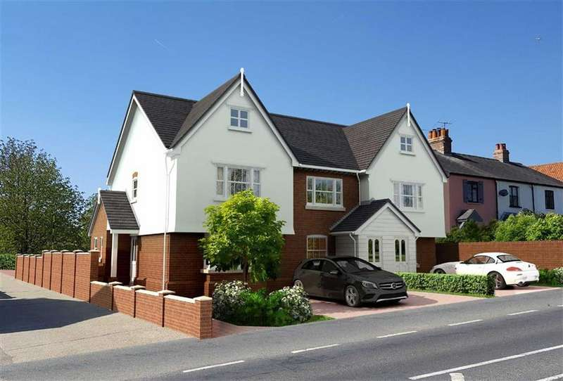 3 Bedrooms Terraced House for sale in Carpenters, Thornwood Common, Essex