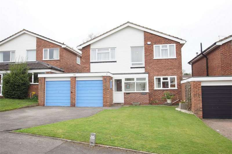 4 Bedrooms Detached House for sale in Croft Road, Leek Wootton, Leek Wootton