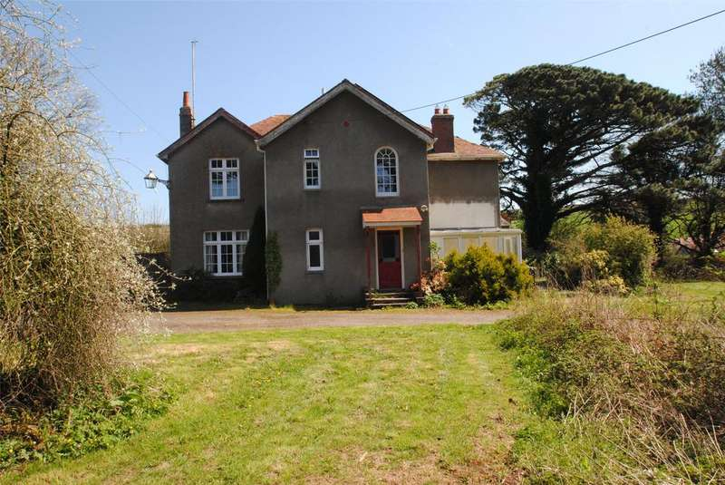 5 Bedrooms Detached House for sale in Church Hill, Knowle