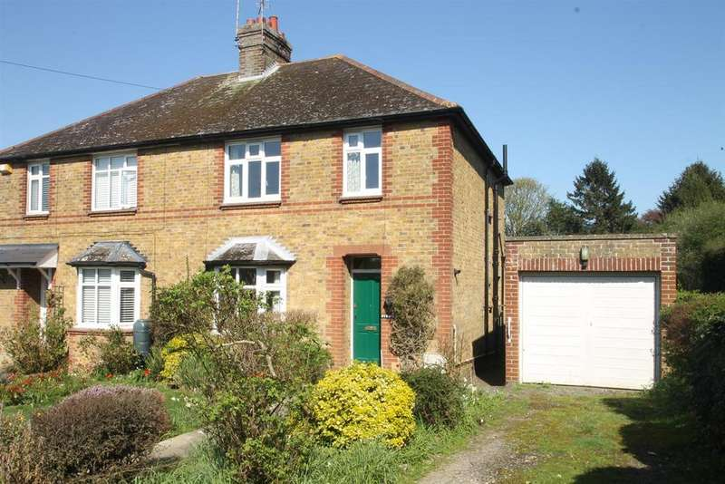 3 Bedrooms Semi Detached House for sale in Charlton Lane, West Farleigh, Maidstone