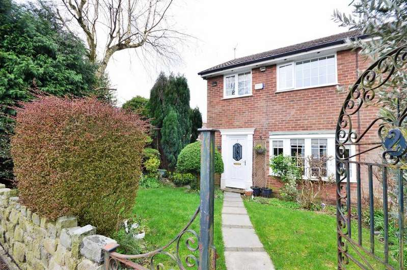 3 Bedrooms Semi Detached House for sale in Beacon Close, Atherton