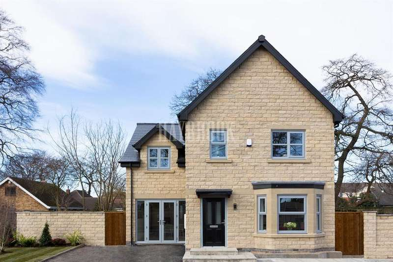 4 Bedrooms Detached House for sale in The Barnbrough at The Woodlands.