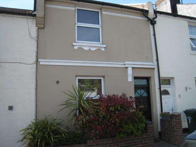 2 Bedrooms Terraced House for sale in Dewe Road, Brighton BN2