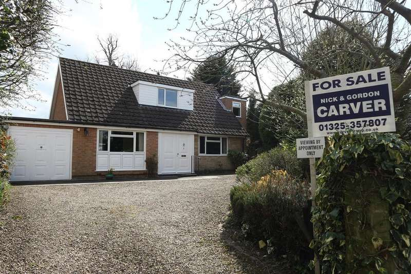 4 Bedrooms Detached House for sale in Blackwell Grove, Darlington