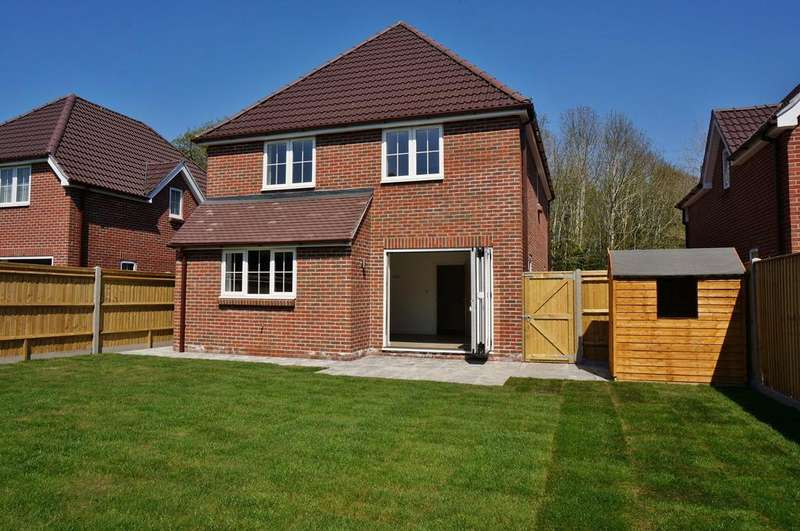 4 Bedrooms Detached House for sale in TITCHFIELD PARK - NEW BUILD
