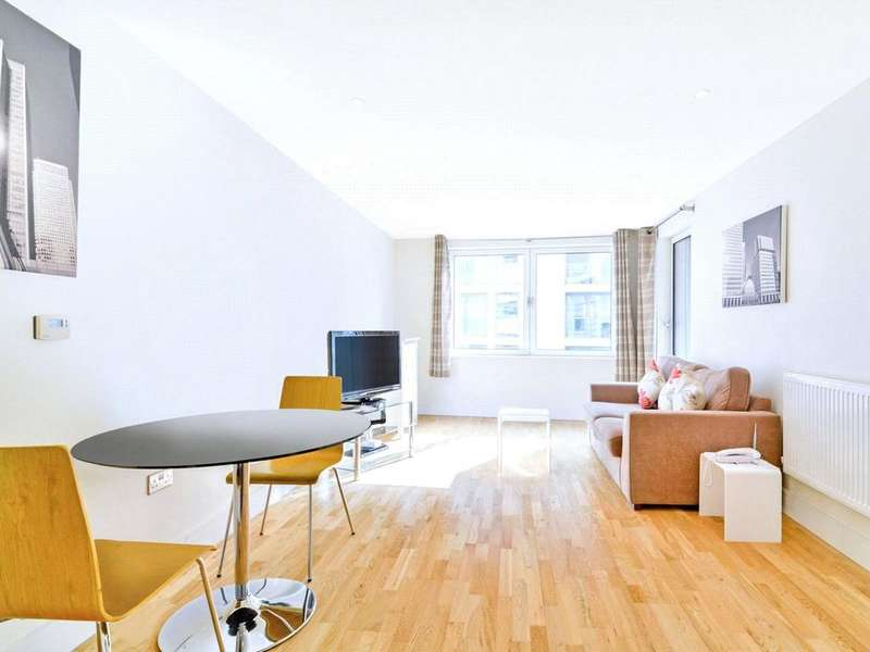 1 Bedroom Apartment Flat for sale in Indescon Square, South Quay, E14