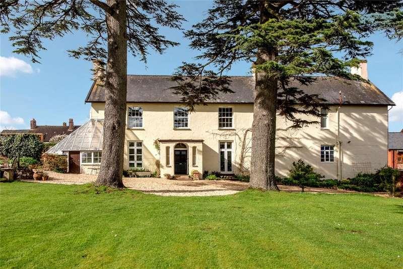 9 Bedrooms Detached House for sale in Langford Budville, Wellington, Somerset