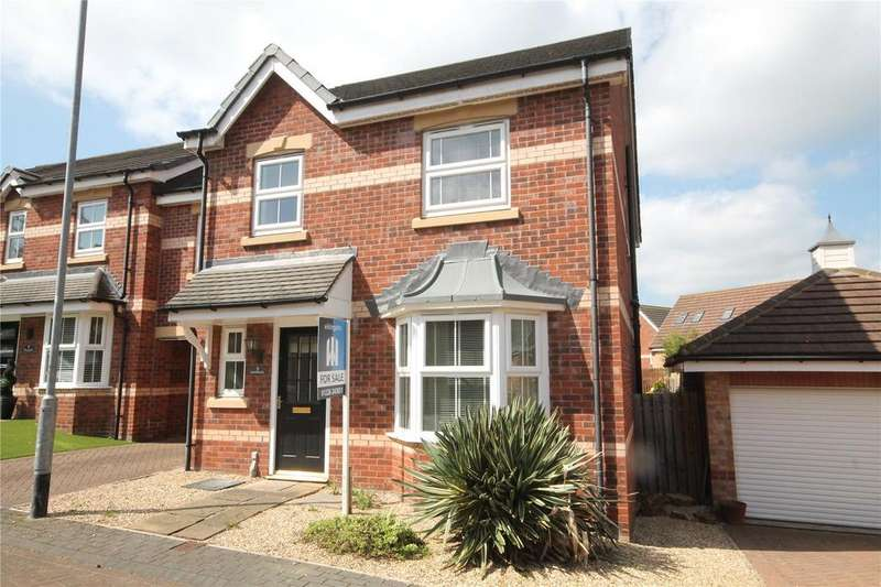 4 Bedrooms Link Detached House for sale in Roundacre, Barnsley, S75