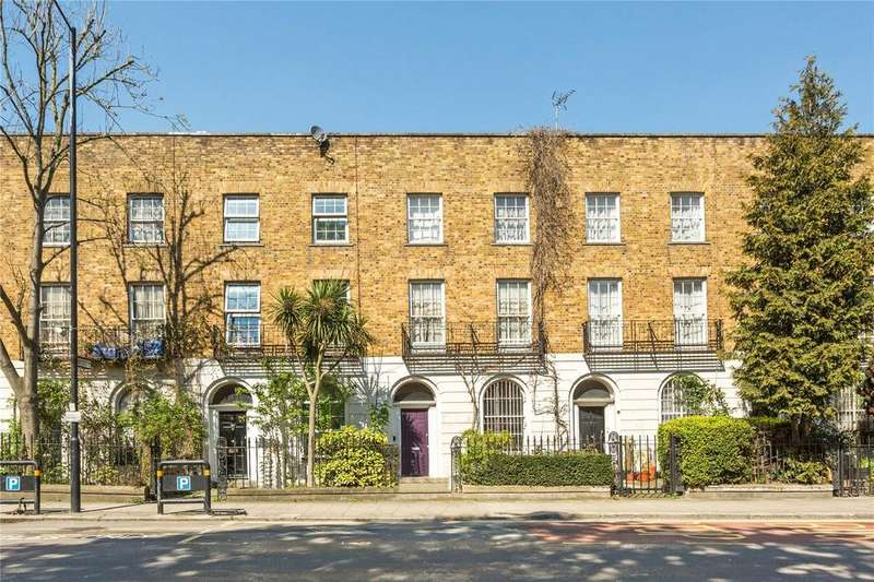 5 Bedrooms Terraced House for sale in St Pauls Road, Islington, London