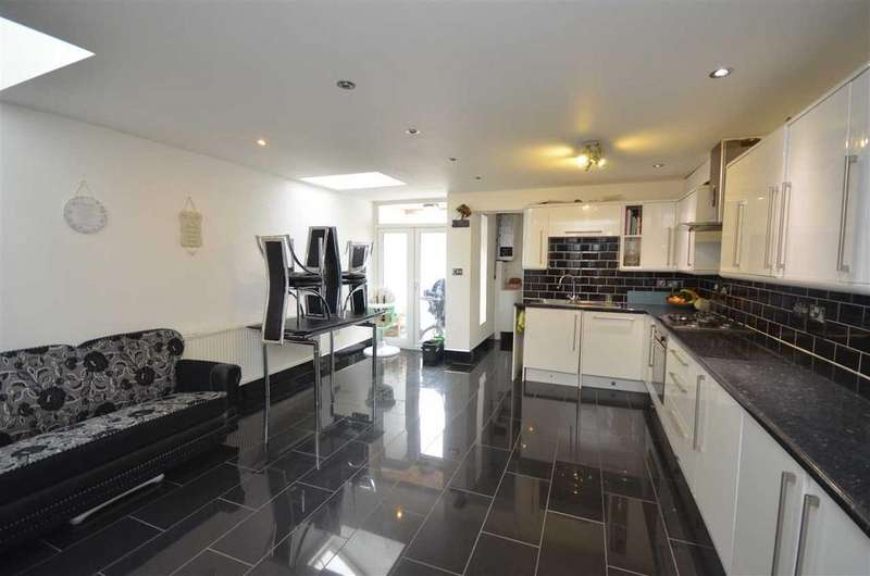 4 Bedrooms Terraced House for sale in Henderson Road, Forest Gate