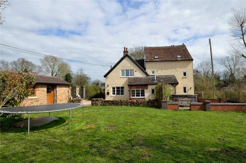 5 Bedrooms Detached House for sale in Upton Warren, Bromsgrove, Worcestershire