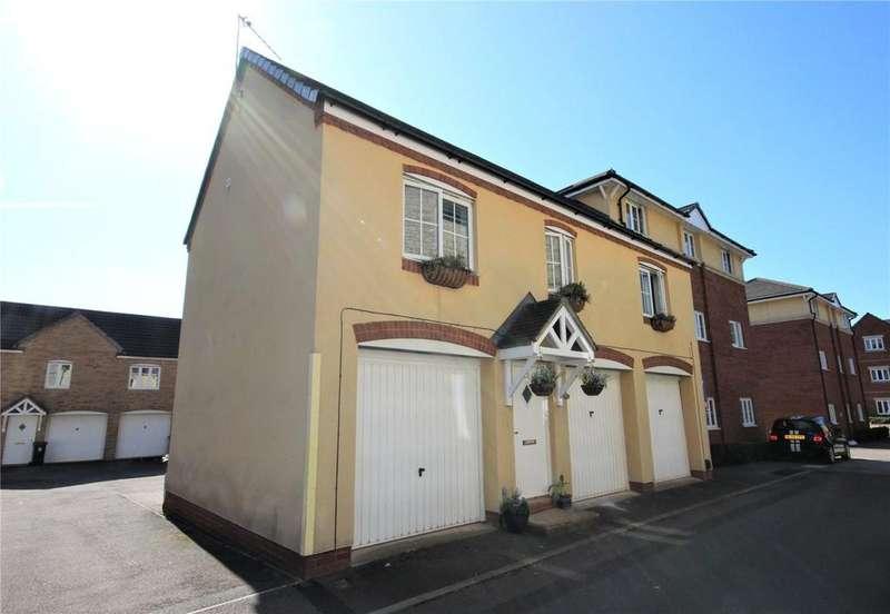 2 Bedrooms End Of Terrace House for sale in Shepherds Walk, Bradley Stoke, Bristol, BS32