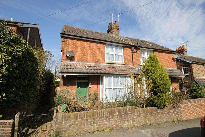 3 Bedrooms Semi Detached House for sale in Junction Road, Burgess Hill, West Sussex