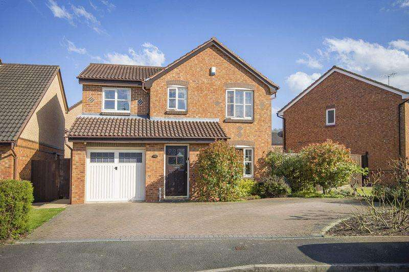 4 Bedrooms Detached House for sale in FOXELL WAY, CHELLASTON
