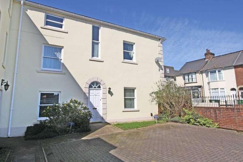 2 Bedrooms Maisonette Flat for sale in Heavitreee, Exeter
