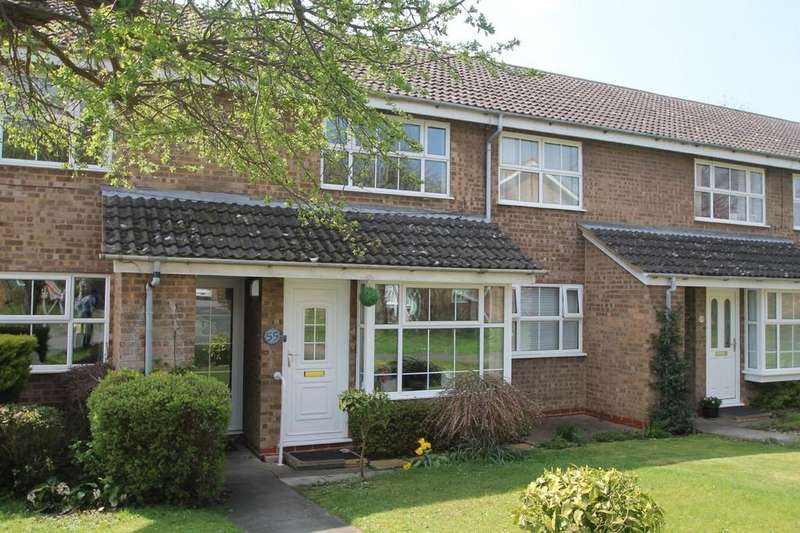 2 Bedrooms Ground Flat for sale in Hillary Close, Aylesbury