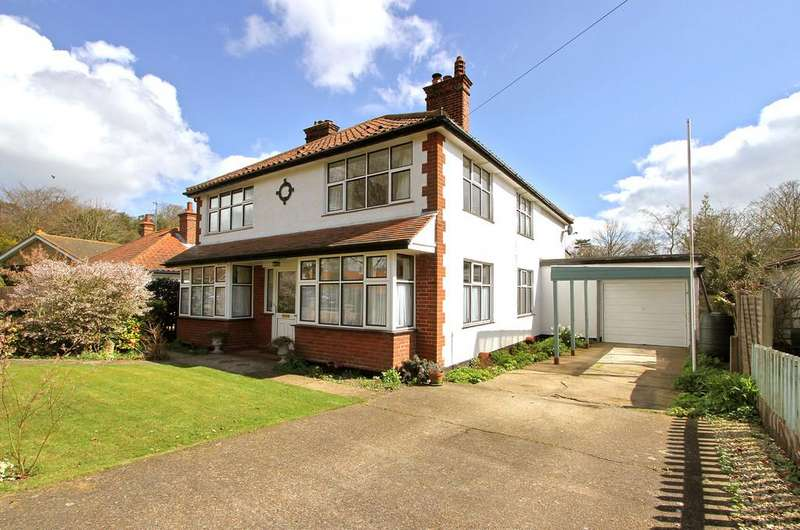 5 Bedrooms Detached House for sale in Carrington Road, Cromer