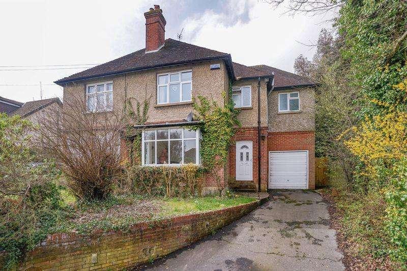 4 Bedrooms Semi Detached House for sale in Barden Road, Speldhurst