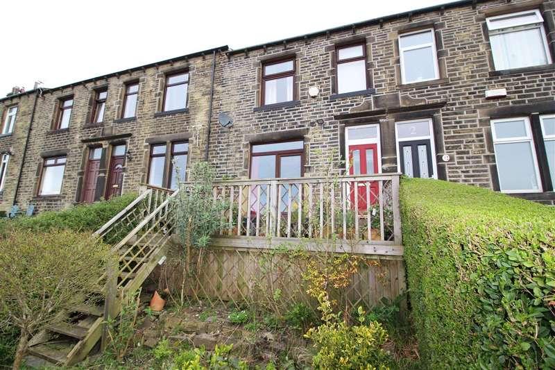 3 Bedrooms Terraced House for sale in Laurel Mount, Sowerby Bridge