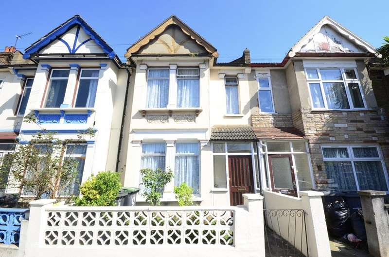3 Bedrooms Terraced House for sale in Willoughby Lane, London, N17